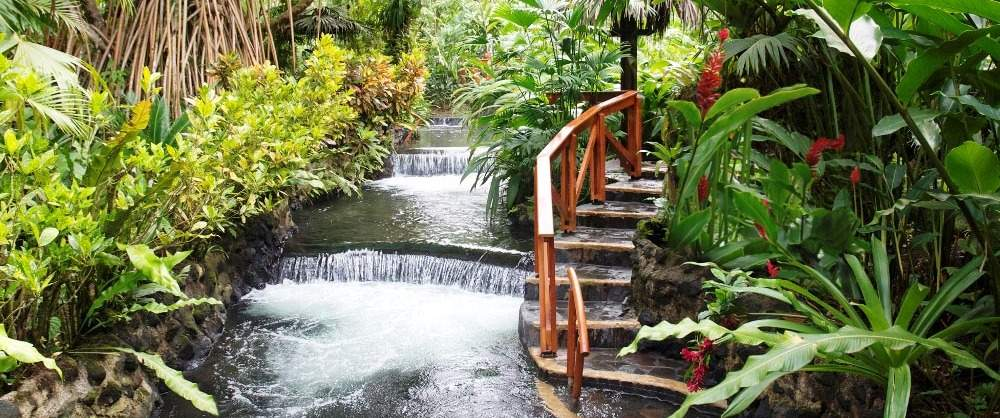 Image result for Tabacon Hot Springs: